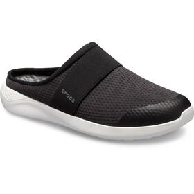 Crocs LiteRide - Sandales Homme - blanc/noir